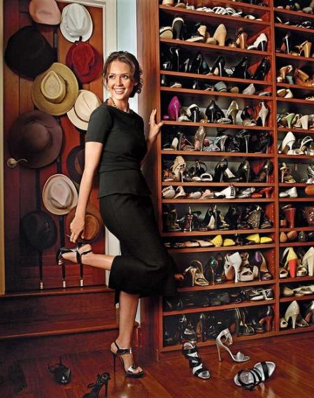 jessica-alba-shoe-closet